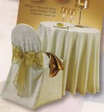 Twill Table Setting