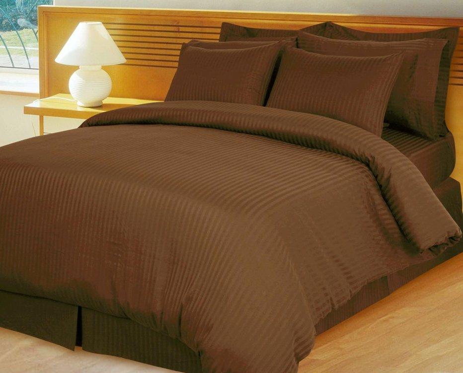 Bed Sheets California King Stripe Sheet Sets 1000 Thread