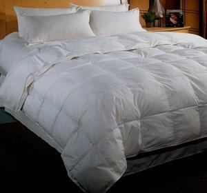 Home Opulent Decor Goose Down Comforter