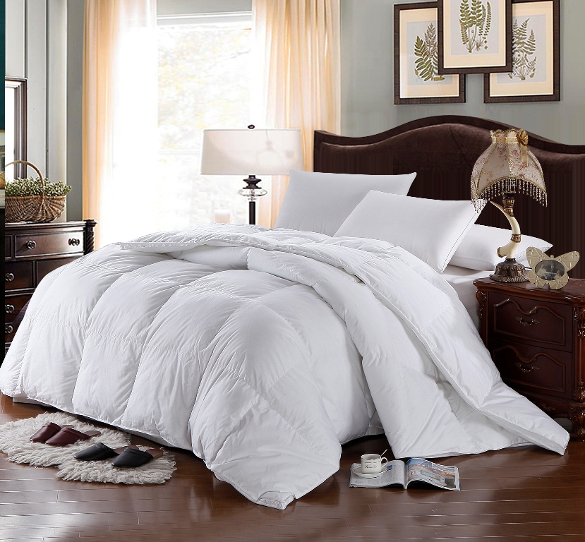 allergy free alternative down comforter. Black Bedroom Furniture Sets. Home Design Ideas
