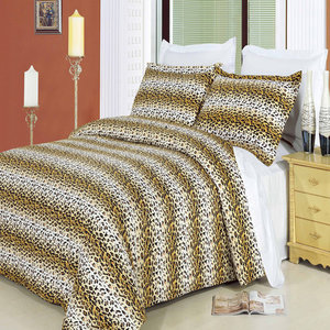 Cheeta Animal Print Bedding