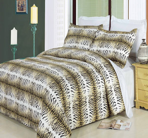 Safari Animal Print Bedding