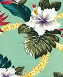 Tropical Inspired South Pacific Fabric