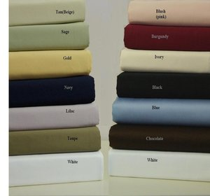 550 Thread Count King Size Sheet