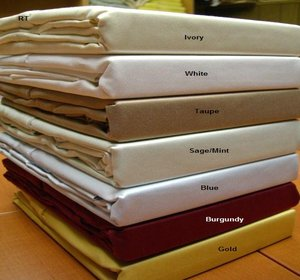 Queen Size 600 Thread Count Sheets